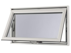 Aluminum Casement French Door Awning